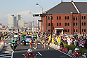 General View, NOVEMBER 20, 2011 - Marathon : The 3rd Yokohama Women's Marathon in Kangawa, Japan. (Photo by AJPS/AFLO SPORT) [0006]
