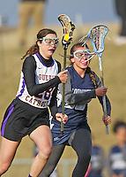 Girls Varsity Lacrosse vs. Bloomington 3-30-15