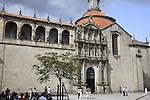 San Goncalo Church and Monastery, Amarante, Portugal