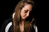 WMMA Fighter Heather Jo Clark: Heather fought in the co main event for XFC 16 High Stakes on February 10, 2012 Live on HDNET and lost due to a doctors stoppage because her eye swelled up.