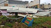Goodman Tornado Damage