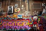 Graffiti on Hosier Lane, Melbourne