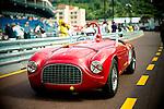 Juan Quintano, Ferrari 166mm Grand Prix de Monaco Historic