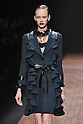 TOKYO, JAPAN - MARCH 23: A model walks the runway at the motonari ono Autumn/Winter 2012 show during the Japan Fashion Week on March 23, 2012 in Tokyo, Japan.