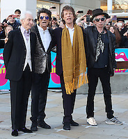 UK: The Rolling Stones Exhibitionism Opening