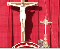 20160925 VATICANO: MESSA GIUBILARE DI PAPA FRANCESCO PER I CATECHISTI