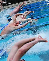 Masters Swimming - Badger State Games '08