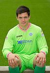 St Johnstone FC...Season 2011-12.Craig Reid.Picture by Graeme Hart..Copyright Perthshire Picture Agency.Tel: 01738 623350  Mobile: 07990 594431