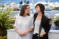 Marion Cotillard &amp; Charlotte Gainsbourg at the photocall for &quot;Ismael's Ghosts&quot; at the 70th Festival de Cannes, Cannes, France. 17 May 2017<br /> Picture: Paul Smith/Featureflash/SilverHub 0208 004 5359 sales@silverhubmedia.com