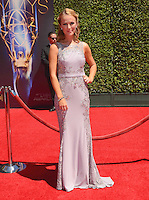 AUG 16 2014 Creative Arts Emmy Awards - Arrivals