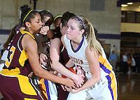 Girls Basketball vs Brebeuf 1-20-12