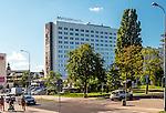Gdynia, (woj. pomorskie) 19.07.2016. Mercure Hotel.