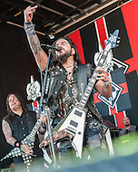 Machine Head  at Mayhem Fest 2013