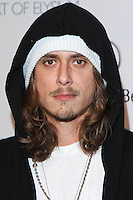 """HOLLYWOOD, LOS ANGELES, CA, USA - FEBRUARY 26: Spencer Gilbert at The Art Of Elysium's 7th Annual """"Pieces Of Heaven"""" Charity Art Auction held at Siren Studios on February 26, 2014 in Hollywood, Los Angeles, California, United States. (Photo by David Acosta/Celebrity Monitor)"""