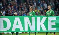Fussball Bundesliga 2011/12: SV Werder Bremen - FC Schalke 04