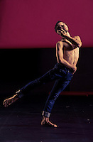 Dancer Luis Piva Junior.
