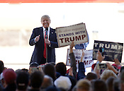 Donald Trump visits Northwest Arkansas