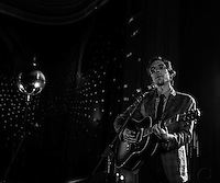 Justin Townes Earle performing at The Regal Theatre, Melbourne, 11 April 2012