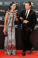 Ewan McGregor and Jennifer Conelly attends the American Pastoral premiere during the 64th San Sebastian Film Festival at Kursal in San Sebastian, Spain. . Credit: Jimmy Olsen/MediaPunch ***NO SPAIN***