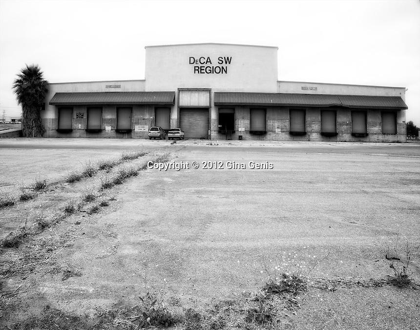 Abandoned El Toro Marine Base Gina Genis Photography