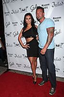 JWOWW and Roger Matthews attend Inked Magazine release party celebrating August issue, New York. July 17, 2012 © Diego Corredor/MediaPunch Inc.