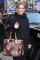 NEW YORK, NY - APRIL 11: Kym Herjavec seen after an appearance on Good Morning America in New York City on April 11, 2017. Credit: RW/MediaPunch