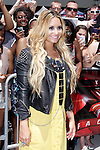 Demi Lovato at the X-Factor auditions in Kansas City, Missouri. June 8, 2012. Credit: MediaPunch Inc. ***NO GERMANY***NO AUSTRIA***