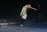 ***** NO FEE PIC*****.26/12/2010.Characters from Pocahontas.during  Disney On Ice : 100 Years of Magic at the Citywest Hotel , Dublin..Disney on Ice runs from 26th December till the 2nd January 2011 with tickets available from Ticketmaster & Box Offices for all shows. .Photo: Gareth Chaney Collins