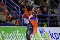 SPEED SKATING: CALGARY: Olympic Oval, 08-03-2015, ISU World Championships Allround, Martina Sábliková (CZE), ©foto Martin de Jong