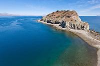 Danzante Island, Gulf of California off the Baja coast of Mexico.