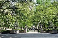 Rittenhouse Square, Park, Philadelphia, Pennsylvania, USA