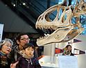 Dinosaur Exhibition at Marunouchi