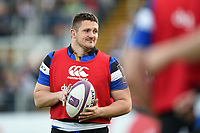 Shaun Knight of Bath United looks on from the sidelines. Remembrance Rugby match, between Bath United and the UK Armed Forces on May 10, 2017 at the Recreation Ground in Bath, England. Photo by: Patrick Khachfe / Onside Images