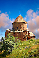 10th century Armenian Orthodox Cathedral of the Holy Cross on Akdamar Island, Lake Van Turkey 54