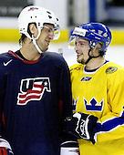 080427 - Worlds Exhibition - USA vs. Sweden