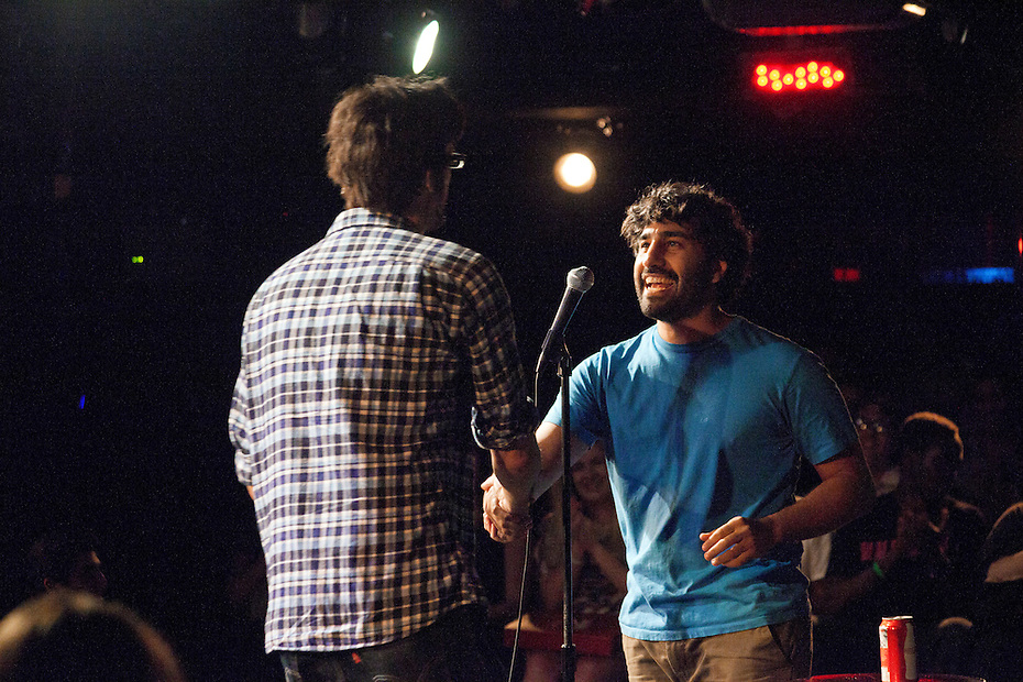 Anthony Devito - Whiplash - July 30, 2012 - UCB Theater