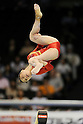 Sui Lu (CHN),JULY 3rd, 2011 - Artistic Gymnastics :Japan Cup 2011 Women's Individual All-Around Balance Beam at Tokyo Metropolitan Gymnasium in Tokyo, Japan. (Photo by AZUL/AFLO)