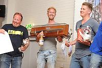 SKÛTSJESILEN: HEEG: 05-06- 2016 IFKS skûtsjesilen Slach om Heeg, ©foto Martin de Jong