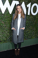LOS ANGELES, CA - NOVEMBER 02: Jessica Alba at The Who What Wear 10th Anniversary #WWW10 Experience At W Los Angeles in Who What Wear Store, California on November 2, 2016. Credit: David Edwards/MediaPunch
