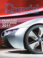 BMW CCA Roundel Covers