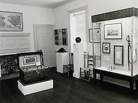 1971  May  21..Historical         ..WILLOUGHBY-BAYLOR HOUSE INTERIOR..Millard Arnold.NEG# MDA71-78-11..