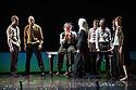 Fabulous Beast Dance Theatre presents THE RITE OF SPRING at Sadler's Wells. Picture shows: Keir Patrick, Saku Koistinen, Bill Lengfelder, Olwen Fouere, Ino Riga, Innpang Ooi, Emmanuel Obeya and Anna Kaszuba.