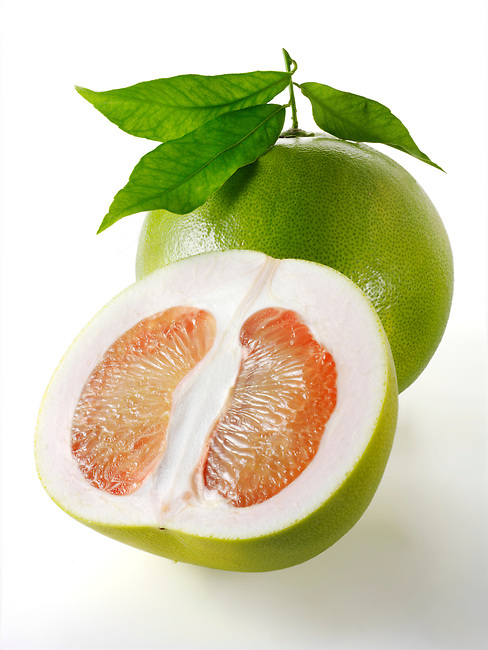 Pomelo Citrus Fruit food photography, picture & image