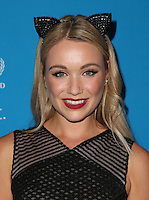 LOS ANGELES, CA - OCTOBER 27: Katrina Bowden at the Fourth Annual UNICEF Masquerade Ball Los Angeles at Clifton's Cafeteria in Los Angeles, California on October 27, 2016. Credit: Faye Sadou/MediaPunch