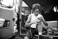 Brabantse Pijl 2012.Leuven-Overijse: 195,7km..everybody at Team Spidertech uses...