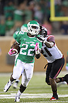 10/16/12 University of Louisiana Lafayette vs North Texas Mean Green Football