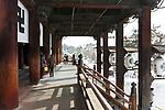 front entrance Zenko-ji temple Nagano Japan