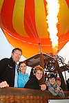 20110422 April 22 Gold Coast Hot Air Ballooning