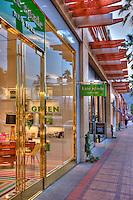 """""""The Village"""", El Paseo Drive; Palm Desert; CA; Kate Spade, Boutiques; famous; retailers"""