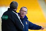 St Johnstone v Kilmarnock....02.04.11 .Caretaker Kilmarnock manager Kenny Shiels.Picture by Graeme Hart..Copyright Perthshire Picture Agency.Tel: 01738 623350  Mobile: 07990 594431